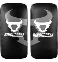 RINGHORNS CHARGER KICK PADS - NEGRO