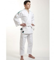 IPPON JUDOGI FUTURE BORDADO VERDE