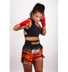 WOLDORF SHORT MUAY THAI TIGER
