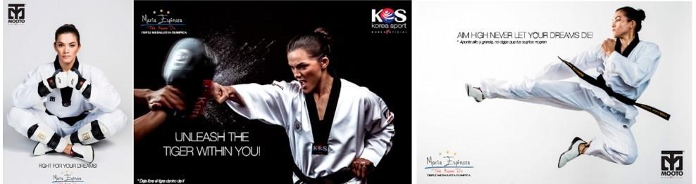 Trajes de taekwondo (Dobok)