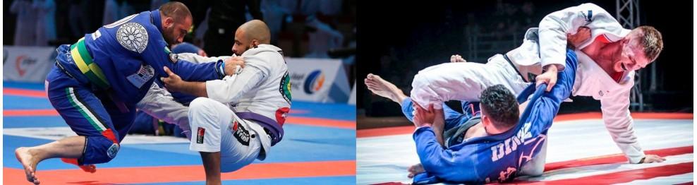 Trajes de Jujitsu