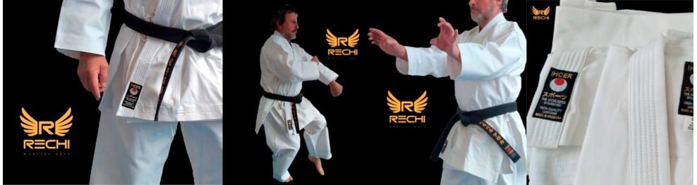 Trajes de karate (Karategi)