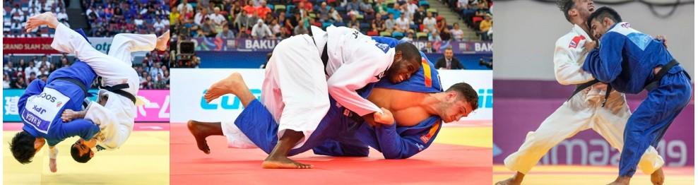 Trajes de judo (Judogi)